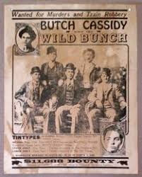 Image result for Butch Cassidy's Wild Bunch,