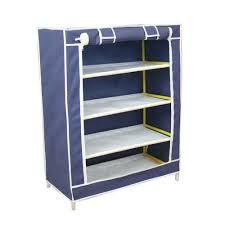 Footwear Display Stands Shoe Rack Cane Shoe Rack Chappal Stands Folding Metal Shoe Rack 61