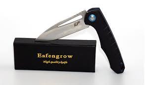 Обзор <b>складного</b> EDC-<b>ножа Eafengrow</b> EF916 (D2, G10) с ...