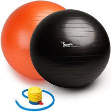 Exercise Ball Size Chart 11 18 2016 Exercise Ball Luxfit Premium Extra Thick Yoga