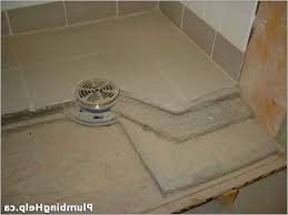 diy tile shower pan tile design ideas