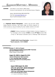 Formal Resume Template Best Formal Format Of Resume Yelommyphonecompanyco