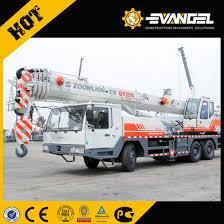 China Zoomlion 55 Ton Rough Terrain Truck Crane Rt55