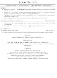Investment Accountant Sample Resume Night Auditor Resume