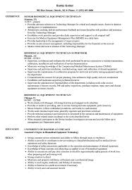 med tech resume sample biomedical service technician resume biomedical technician resume