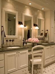 furniture gray bath vanity with lucite stool transitional bathroom within bathroom makeup vanity decorating from
