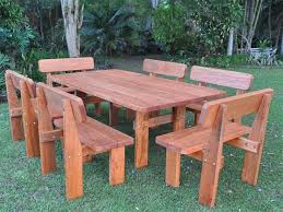 Outdoor Patio Furniture Sets  Vermont Woods StudiosHardwood Outdoor Furniture