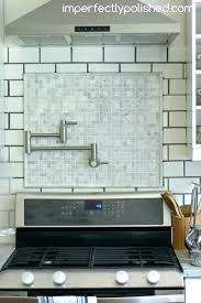 subway tile with dark grout how to grout glass tile grout subway tile dark grout glass