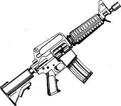 Small Picture Gun Coloring Pages To Print Contegricom