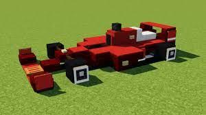 Charles leclerc 2021 ferrari f1 (updated again). Ferrari Formula 1 Racing Car Minecraft Map