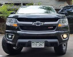 2017 Chevy Colorado Fog Lights Chevrolet Round Morimoto Xb Led