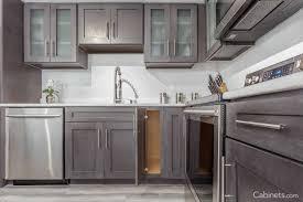 cabinets. Contemporary Cabinets Shaker Maple Espresso For Cabinets K