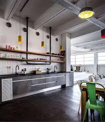 urban office design. Office-kitchen-dining Area Urban Office Design