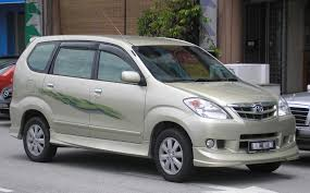 new car launches by toyotaToyota Avanza to be launched in INDIA