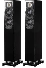 <b>Напольная акустика Elac FS</b> 247 Black Edition: цена, описание ...