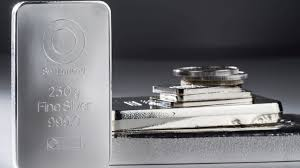 Precious Metals Gold Falls Silver Advances In Futures