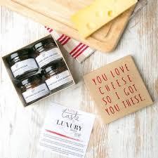 chutney gift set for him men birthday anniversary unusual novelty food presents
