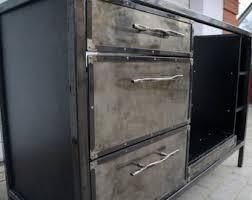 industrial steel furniture.  steel steampunk furniture  industrial industrial kitchen custom  intended steel furniture r