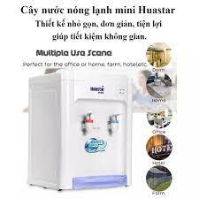 Máy nước nóng lạnh, Cây nước nóng lạnh mini Huastar tiết kiệm điện,có rơ re  tự ngắt chống giật - HÀNG CHÍNH HÃNG CAO CẤP chính hãng 659,400đ