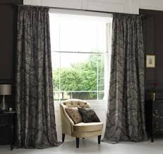 Living Room Curtains Dark Curtains For Living Room Living Room Design Ideas