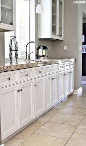 Kitchen Ideas   The Kitchen Renovation / Makeover   Cabinetry And Granite  Countertops Via Ashley Hackshaw / Lil Blue Boo | Kitchen U0026 Dining Room |  Pinterest ...