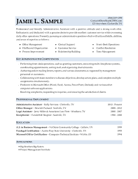Resume Example For Administrative Assistant Adorable Cv Examples Administration Jobs Uk