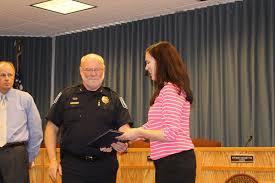 Glastonbury Police, Citizens Given Awards For Efforts - Hartford Courant