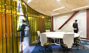 microsoft office in redmond. Microsoft Offices In Redmond: Future Vision Merges The Casual Office Redmond O
