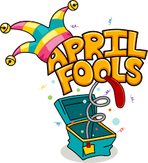 Wednesday, 4/1, 4 PM, April Fool's Day Prank Club - River Forest Public  Library