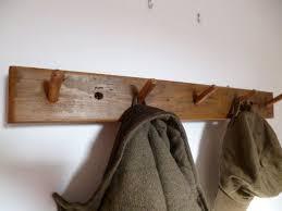 Coat Peg Rack Adorable Rustic Vintage Style Pine Coat Pegs Wooden Coat Rack Towel Rack