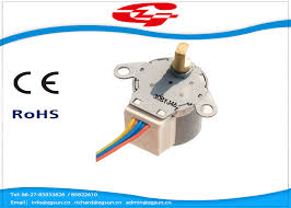 mini high torque stepper motor 7 5 degree for monitoring 100hz frequency