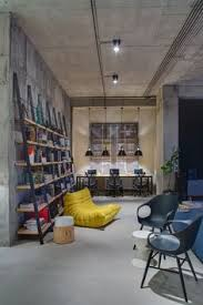 commercial office design office space. Beautiful Commercial A Modern Office Space That Looks Like An Urban Loft In Commercial Design