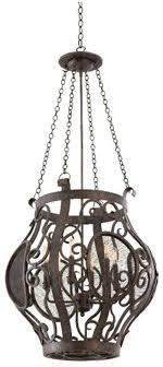 hall lighting design chandeliers isabel 6 light pendant iron industrial