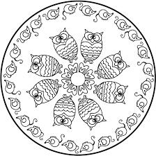 Mandala A Imprimer 9 Coloriage Mandalas Coloriages Pour Enfants