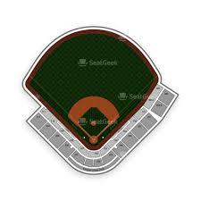 Td Ballpark Seating Chart Map Seatgeek
