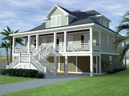 Floor Plans Of Custom Built Coastal HomesHouse Plans On Stilts