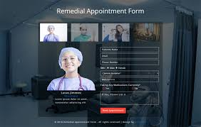 Music Website Templates Cool Medical Hospital Healthcare Mobile Website Templates