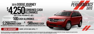 texas dodge journey subprime march