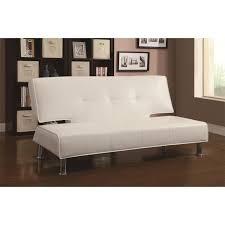 furniture in italian. White Contemporary Sofa Coaster Furniture In Italian Leather