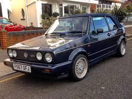 The humble Golf #VW #Golf #GTI #MK1 #MK1Golf #GolfGTI #Cabriolet ...