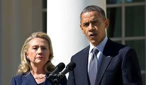 Image result for hillary obama benghazi it was a video