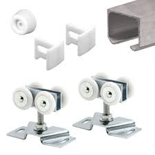 Others: Pocket Door Rollers For Best Sliding Door Material Ideas ...
