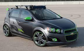 Chevrolet Ricky Carmichael All-Activity Chevrolet Sonic Concept ...