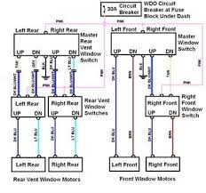 power window switch wiring schematic power image 2002 isuzu rodeo power window wiring diagram 2002 auto wiring on power window switch wiring schematic