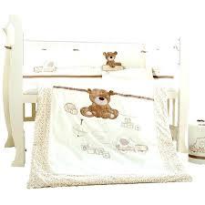 blue moon baby bedding set love character bear crib comfort quilt pers nursery geenny teddy bear nursery