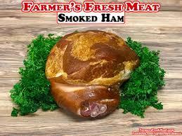 Smoked Ham - Farmer's Fresh Meat: Houston Meat Market & Butcher Shop