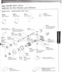 bathtub design delta bathtub faucet parts best s for modern idea lf windemere centerset double handle