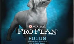 Purina Pro Plan Puppy Feeding Chart Focus Chicken Large