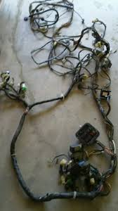 83 datsun 280zx engine bay wiring harness no injection harness 82 datsun 280zx interior wiring harness fuse box relays fits 2 seater