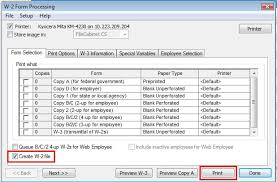 electronic Overview W-2 File 1099 Filing